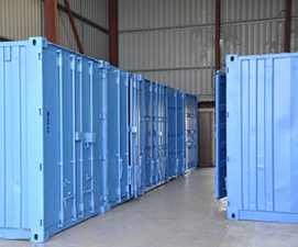 Secure Container Systems